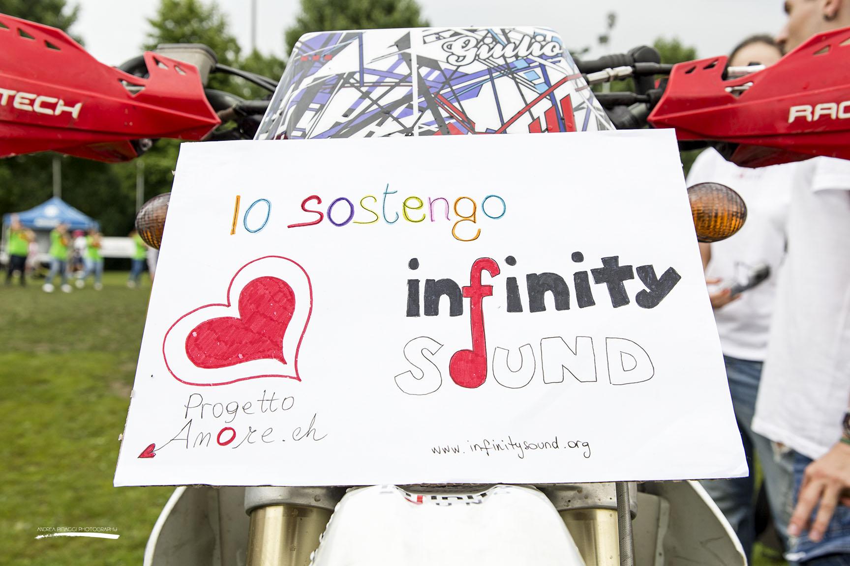 io sostengo infinity sound